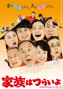 What_a_Wonderful_Family!_poster